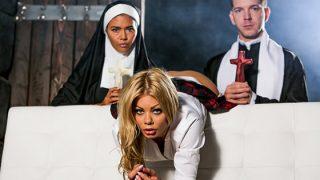 EvilAngel Dana Vespoli, Riley Steele (Anal Blasphemy)