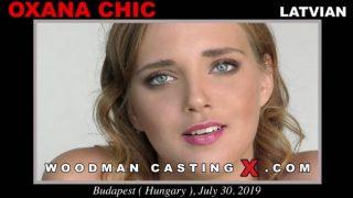 WoodmanCasting Oxana Chic