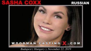 Woodman Casting X – Sasha Coxx