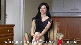 Ukrainian girl – Lina Arian – Anal Woodman Casting