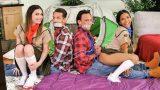 DaughterSwap.com – Kamryn Jayde – Jada Kai (Gushy Girl Scout Swapping)