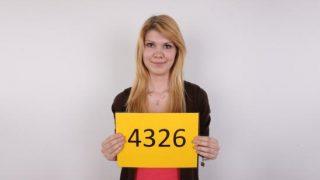 CzechCasting 4326 Tereza / Czech Casting 4326
