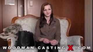 WOODMAN CASTING X – TYNA SHY – FIRST CASTING